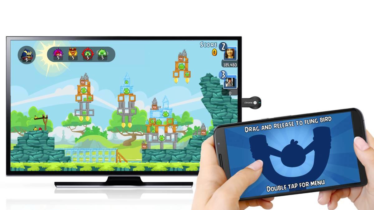 10 Juegos Android Que Convierten El Chromecast En Una Videoconsola