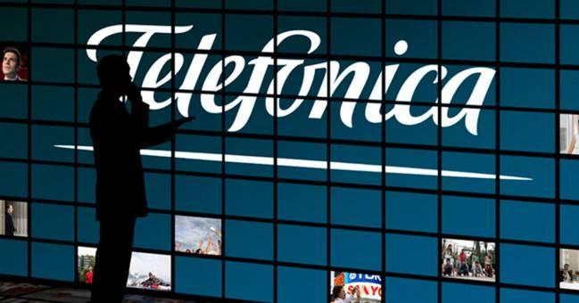 El hackeo a Telefónica desplomó las acciones.