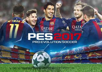 Descarga gratis el Pro Evolution Soccer 2017 para iOS y Android
