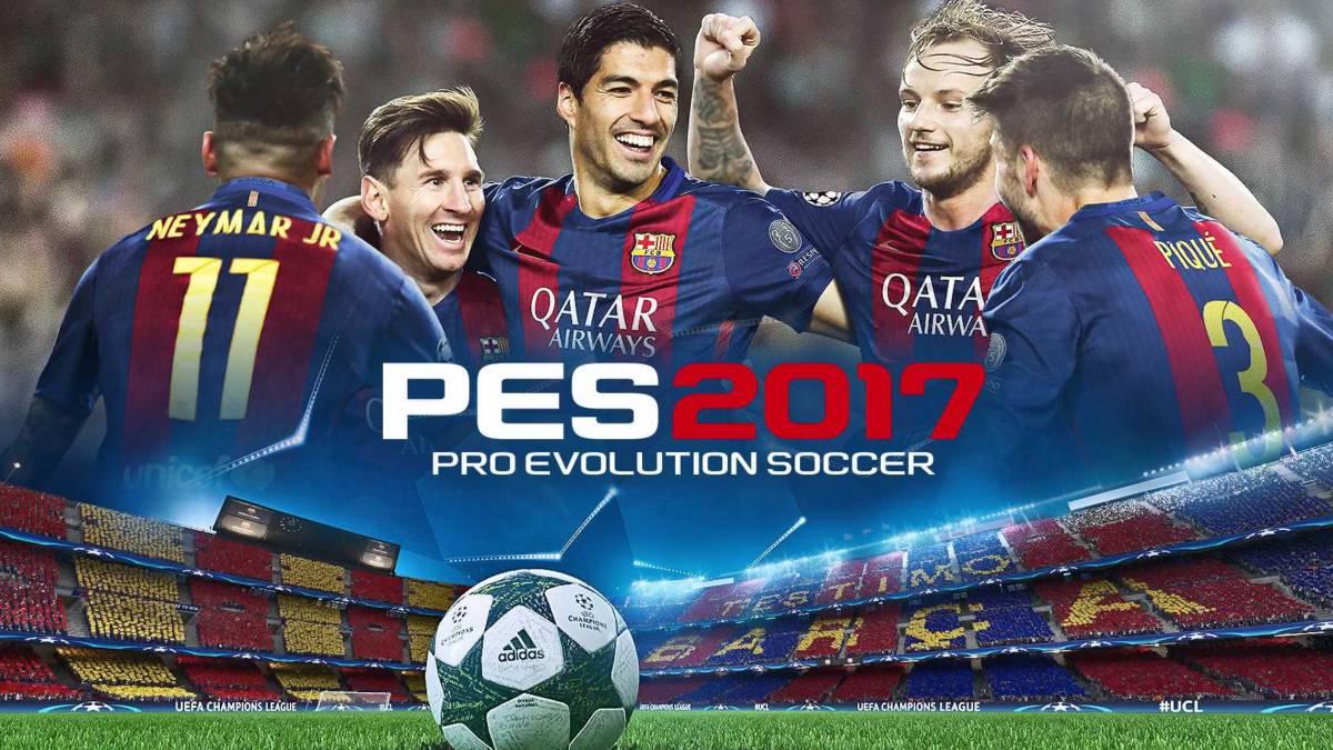 Descarga Gratis El Pro Evolution Soccer 2017 Para Ios Y Android As Com