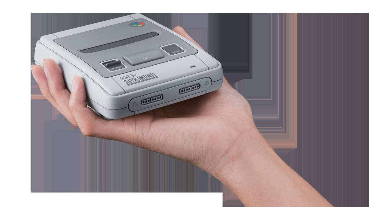 Confirmada La Nintendo Classic Mini Super Nintendo Fecha Y Listado
