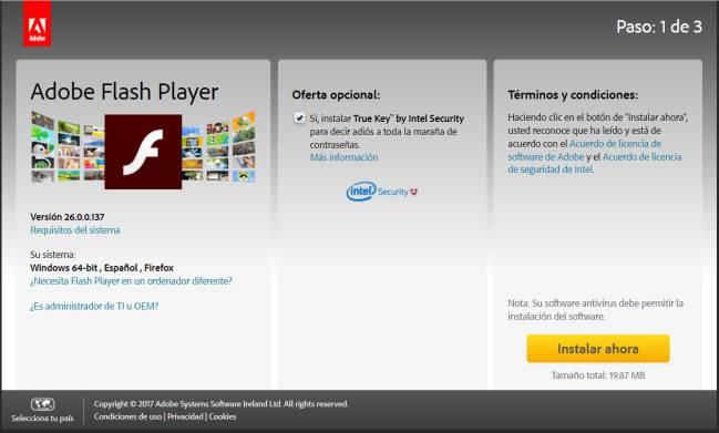 Flash de Adobe desaparecerá en tres años — COLOMBIA