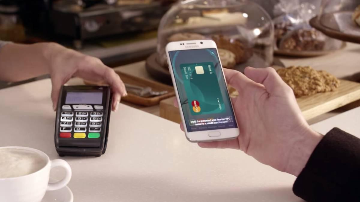 Resultado de imagen para Samsung Pay