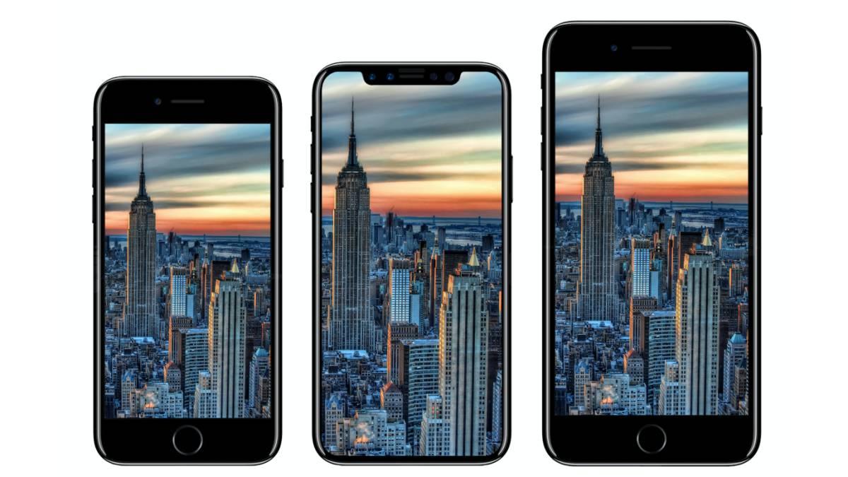 Apple confirma por error la nueva pantalla sin marcos del iPhone 8 ...