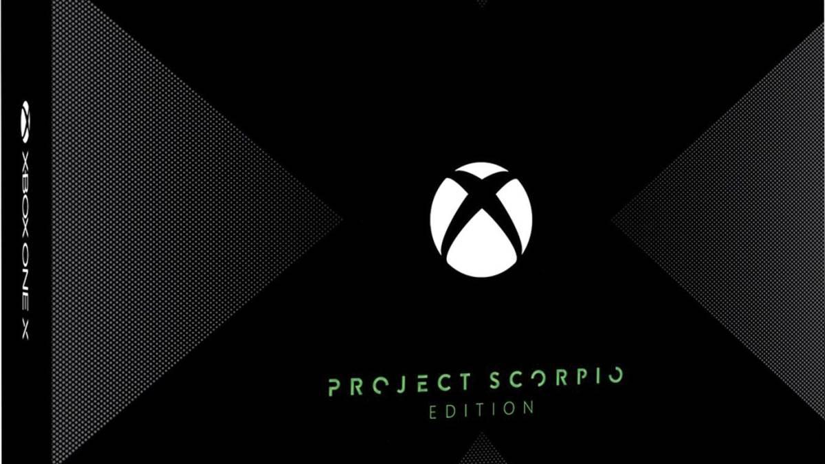 Xbox One X Project Scorpio Edition Fecha Precio Y Listado De