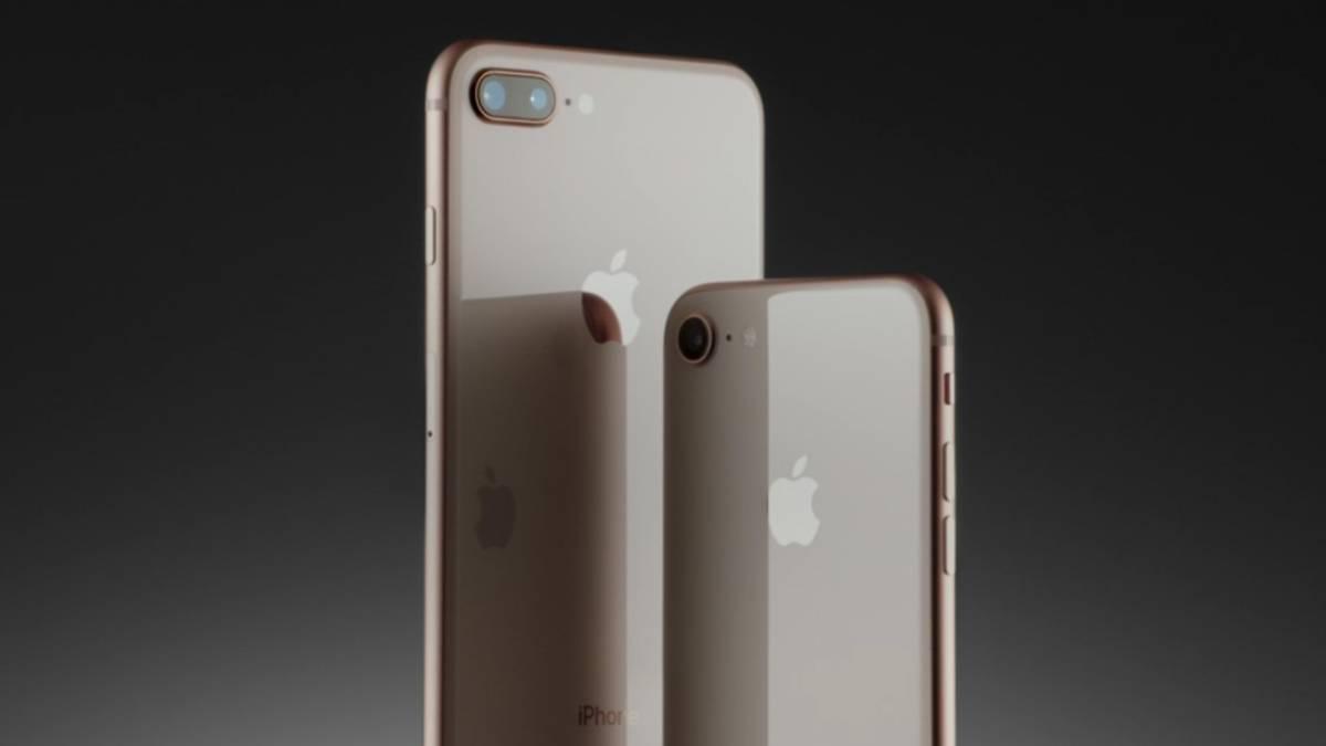 Resultado de imagen para iphone 8 y 8 plus