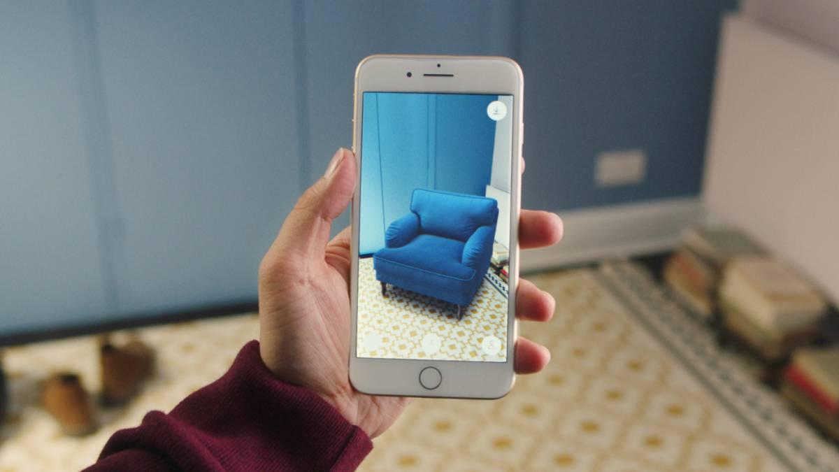 Ikea Place, una app para decorar tu casa en Realidad Aumentada - AS.com