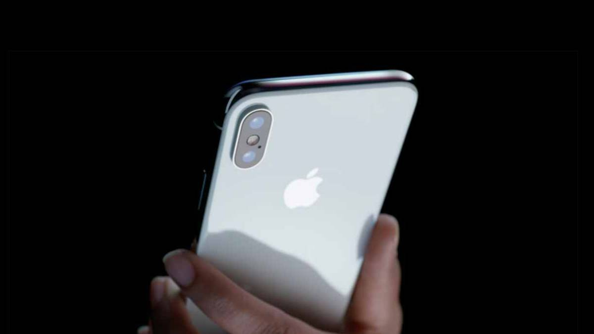 Apple advierte problemas en su iPhone X