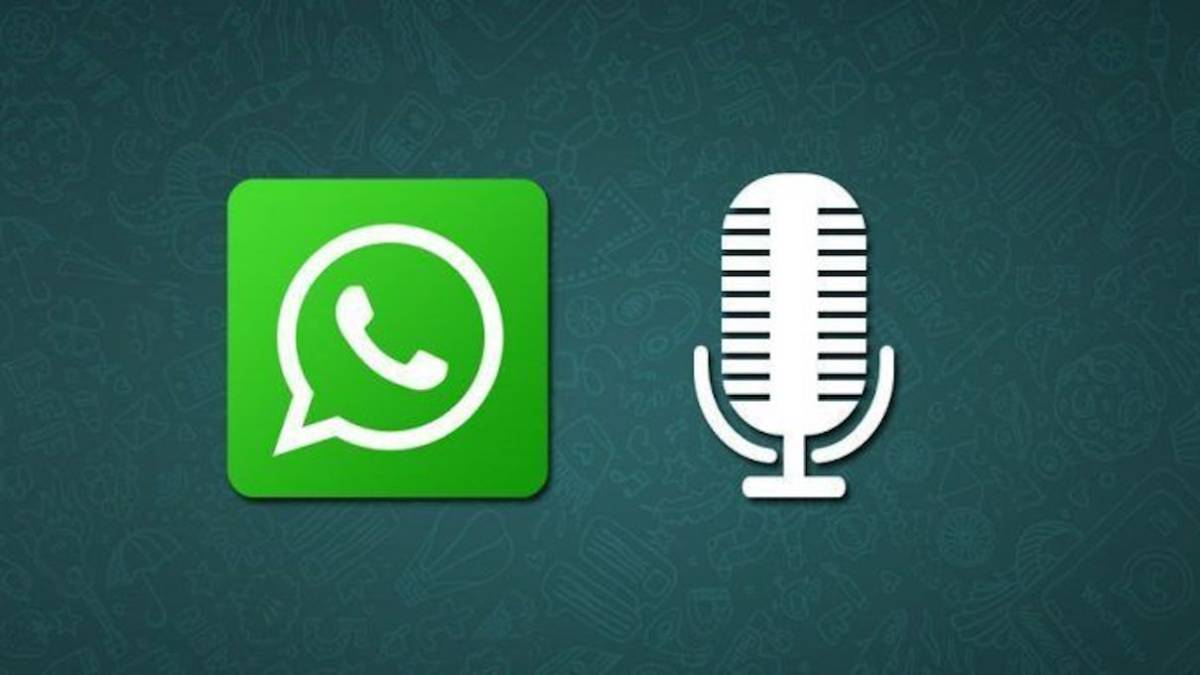 Ahora podrás escuchar tus audios antes de enviarlos por WhatsApp