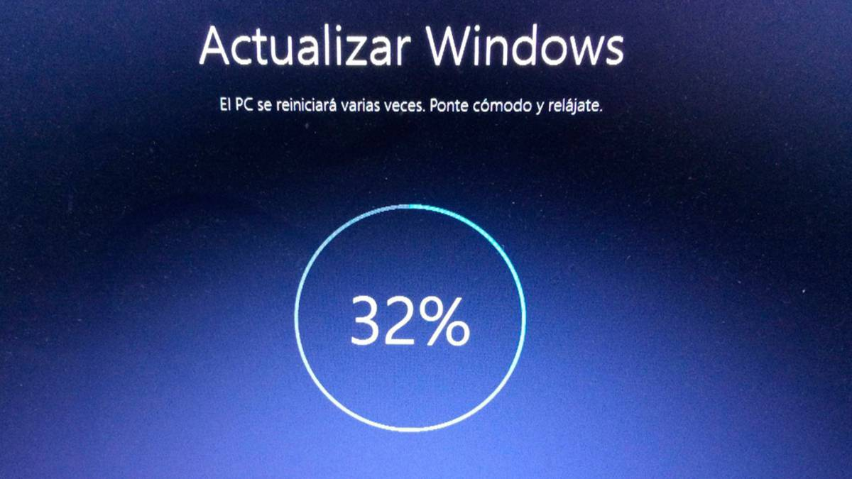 actualizacion windows 10
