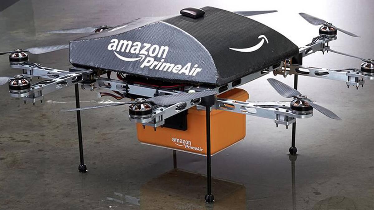 Resultado de imagen de drones amazon