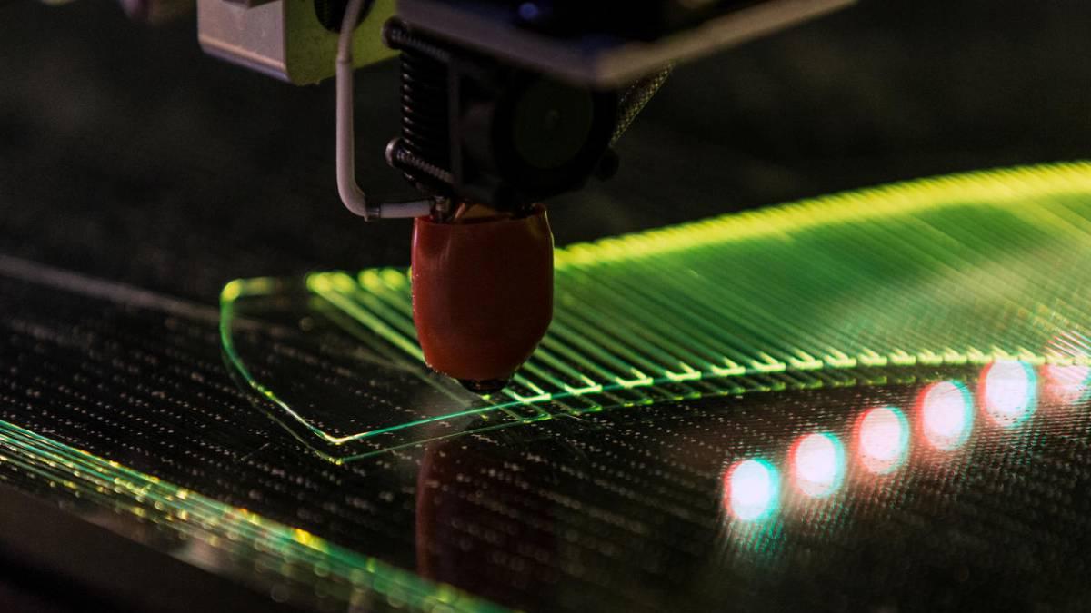 Cómo se imprimen en 3D unas zapatillas para runners - AS.com