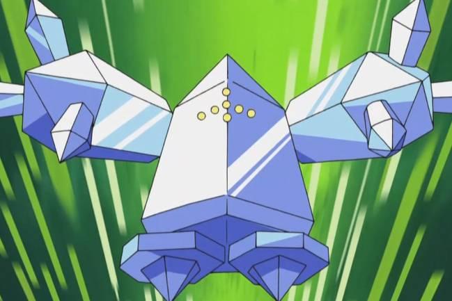 Regice llega a las incursiones de Pokémon GO