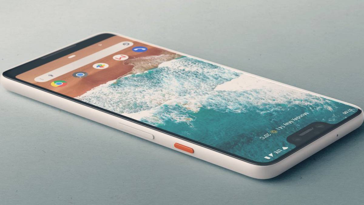 Se filtra al completo el Google Pixel 3 XL en un vídeo