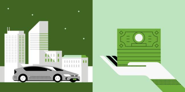 Uber permite pagar en efectivo a sus clientes en Madrid