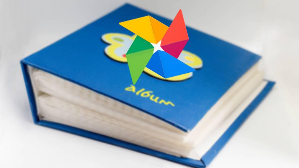 crea un álbum de fotos físico con las imágenes de google fotos as com