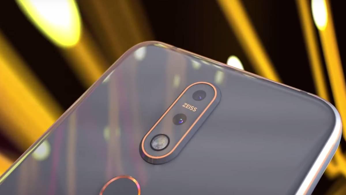 Celulares Nokia 6.1 Plus y Nokia 7.1 con notch llegan a México