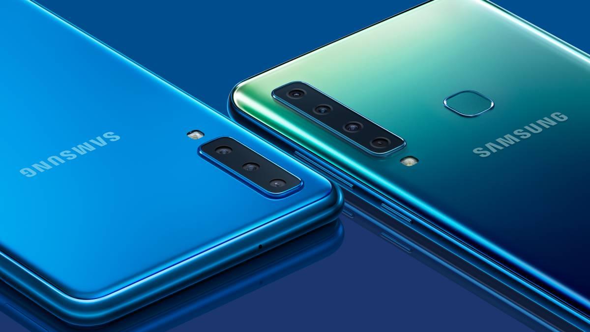 Samsung Galaxy A9 ya está en preventa en México
