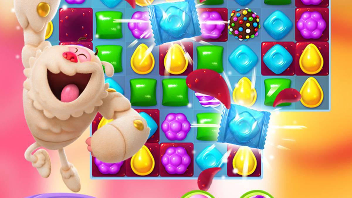 Ya Puedes Descargar Candy Crush Friends Saga Nuevos Graficos 3d