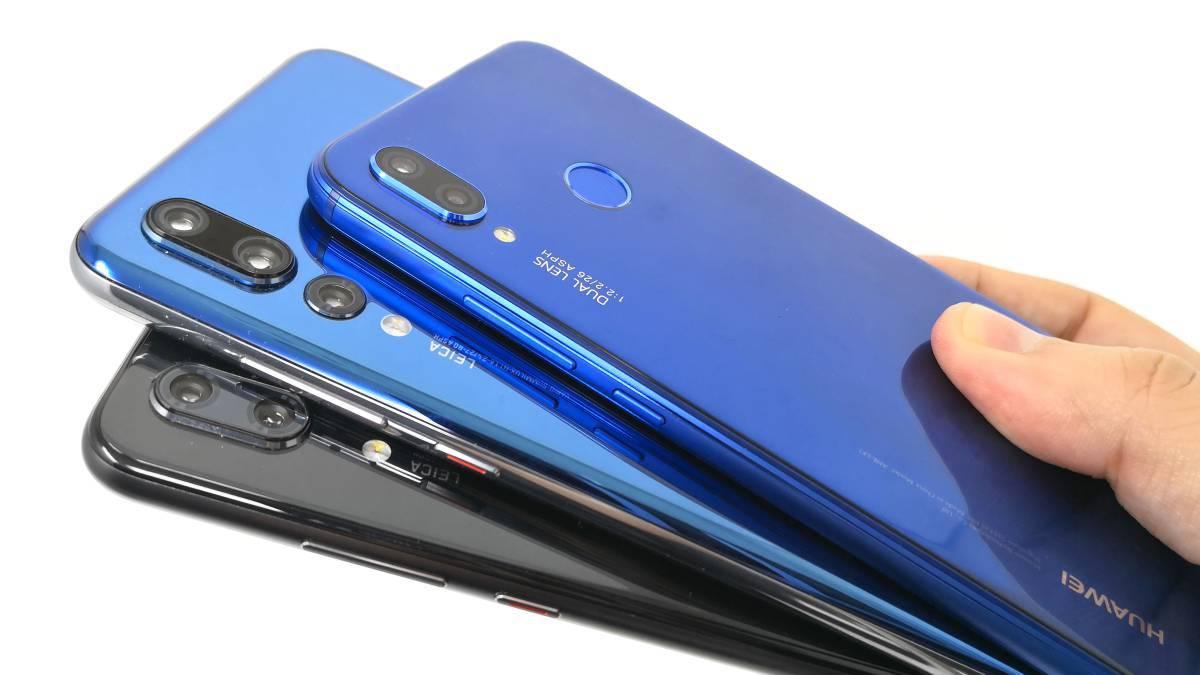 Huawei trabaja en un celular 5G plegable: reporte