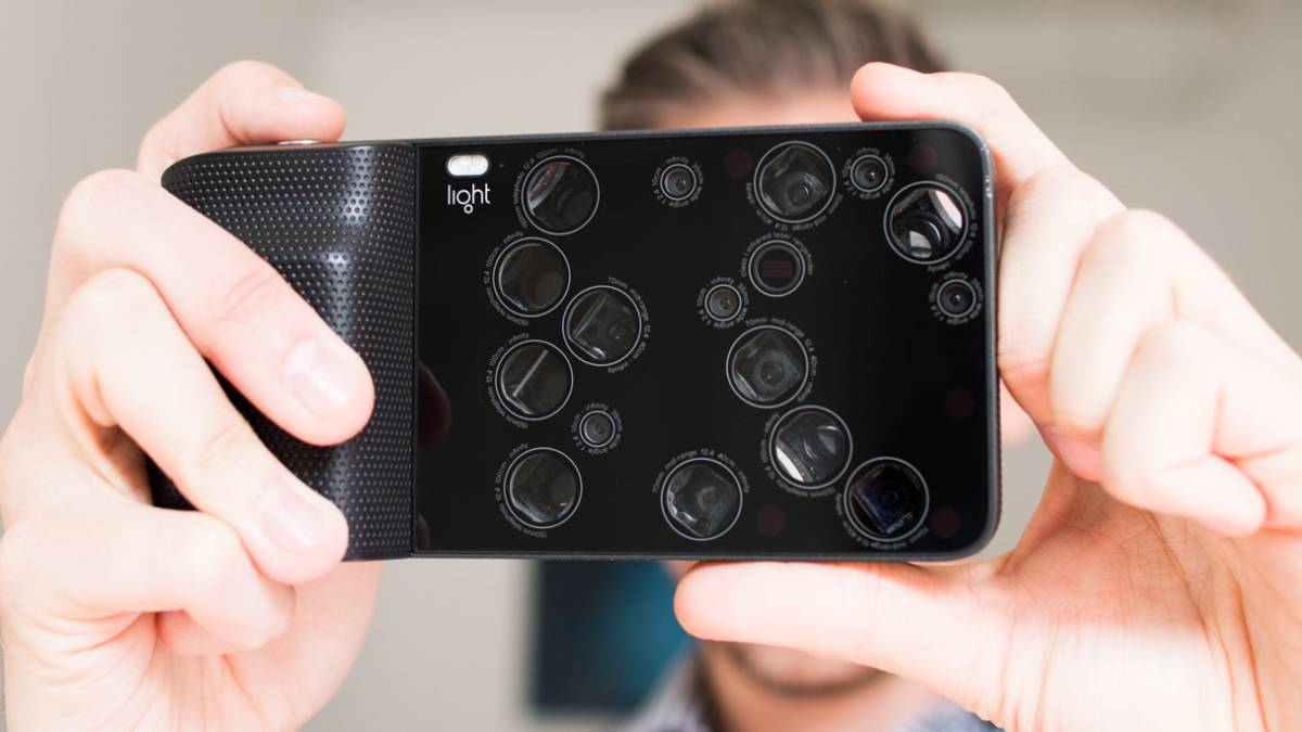 ¿Quieres 16 cámaras en tu celular? LG cree que sí