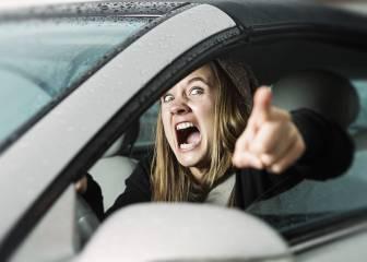 ¿Por qué nos volvemos unos energúmenos al volante?