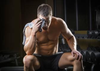 Si sudas demasiado haciendo deporte, empieza a preocuparte