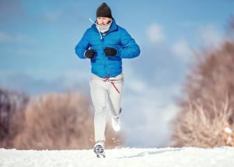 Cómo salir a correr con frío y no resfriarse