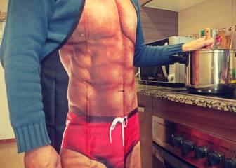 Cómo esculpir tus abdominales sin salir de la cocina