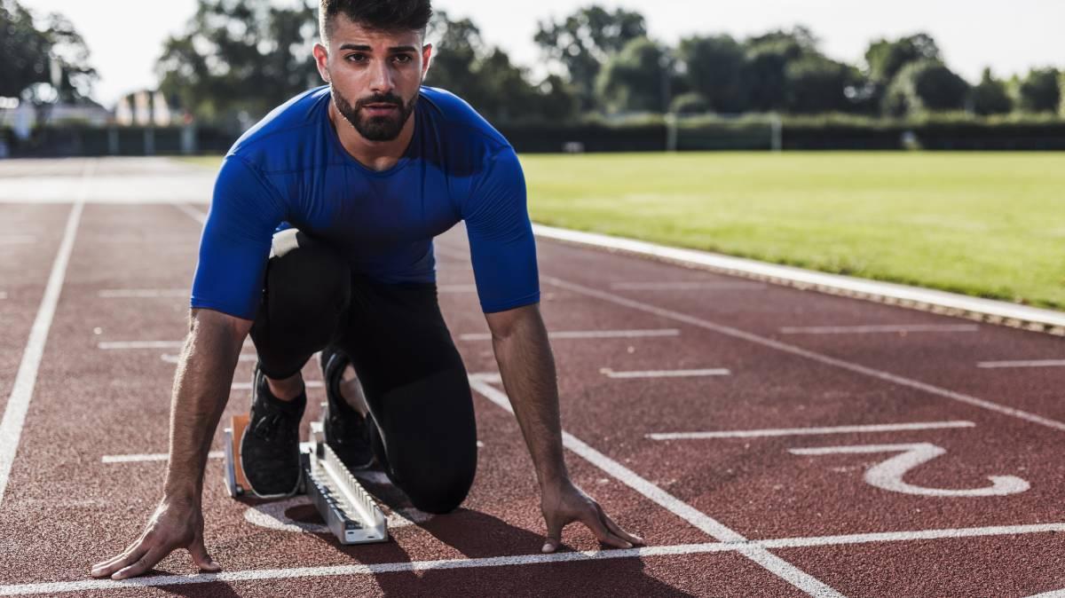 Runner que empieza a correr en 2017