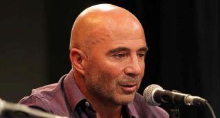 """Jorge Sampaoli: """"No debemos sentir la presión de ser locales"""""""