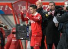Felipe Gutiérrez reaparece en cancha tras nueve meses