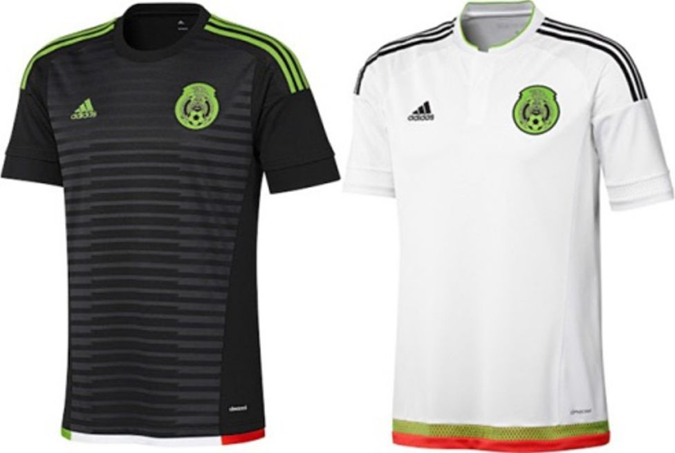 7d80dd43d9721 Las camisetas de las selecciones para Copa América - AS Chile