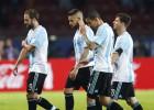 Argentina 1x1: Messi destacó y la defensa lo dejó sin victoria