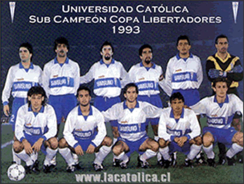 Universidad Católica  Los triunfos de la UC con los que entró en la  historia - AS Chile d0828e810cafa