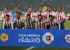 Paraguay visitará a Chile en septiembre sin varios históricos