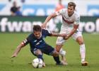 Vargas y Hoffenheim sufren con empate de último minuto