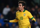 Kaka, llamado de urgencia en Brasil por la lesión de Coutinho