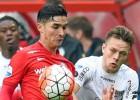 Gutiérrez fue titular en importante victoria del Twente