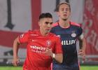 Felipe Gutiérrez y Twente se fueron goleados ante Utrecht