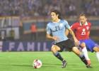 Las imágenes del Uruguay-Chile