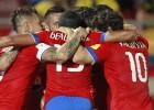 Por primera vez la Roja no es favorita en las apuestas
