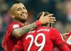Bayern y Vidal alargan su racha con victoria ante el Hertha BSC