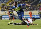Everton es finalista del ascenso tras golear a Cobreloa