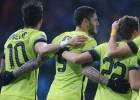 Inter de Medel golea a Udinese y se consolida en el liderato