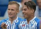 Vargas y Hoffenheim vuelven a caer y se hunden en Alemania