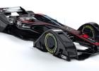 McLaren MP4-X: el nuevo concepto para el futuro