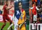 Alexis y Vidal, entre los Top 30 del 2015