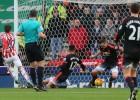 El United agrava su crisis en Premier tras caer ante Stoke