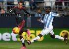 Celta de Orellana y Hernández sufre dura caída ante Málaga